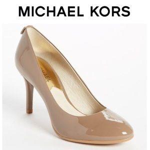BNIB Michael Kors Nude Pumps